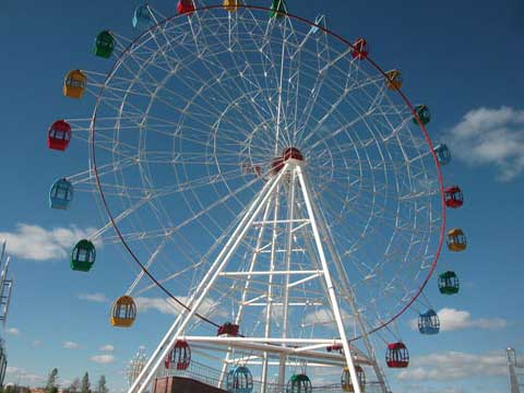 42 Meters Ferris Wheel for Australia from Beston Rides