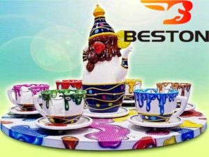 Teapot Cup Rides from Beston Amusement