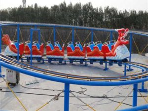 22 Person Dragon Roller Coaster for Sale for Australia
