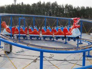 22 Person Dragon Roller Coaster for Sale for Australia