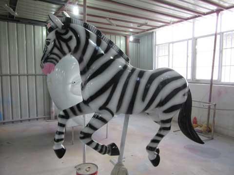 Carousel Zebra for Sale for Australia