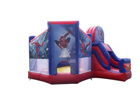 Spiderman Inflatable Bounce House for Sale for Australia