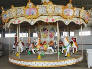 16 Seat Carousel for Sale