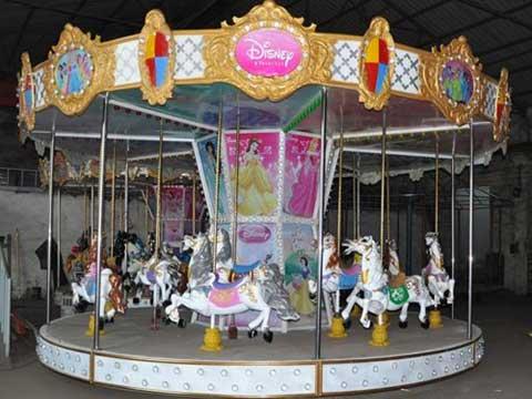 New Amusement Park Carousel for Sale