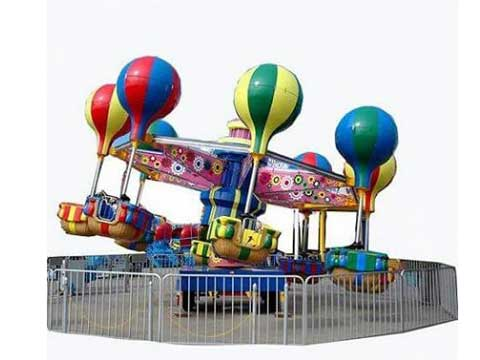 32 Seat Portable Samba Balloon Rides
