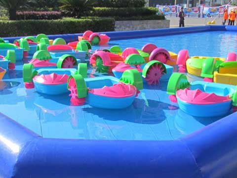 Feedbacks for Kids Hand Paddle Boats from Australia Customers