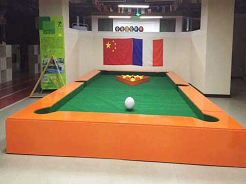 Grand Snookball Table for Australia from Beston Amusement