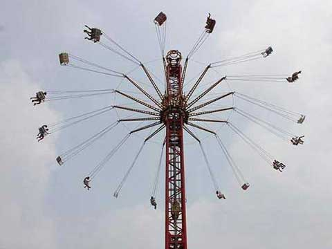 Thrill Swing Tower Rides for Australia Show