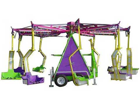 Portable Swing Rides for Kids