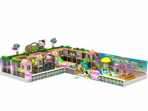 Indoor Playground Equipment for Kids for Australia