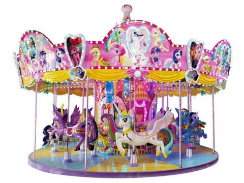 Beston Carnival Carousel for Australia