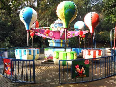 24 Seat Samba Balloon Carnival Rides for Sale