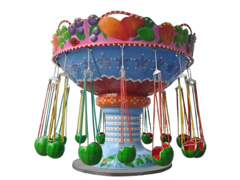Watermelon Theme Swing Rides for Carnival Use for Australia