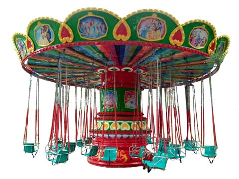 24 Seat Large Swing Rides for Sale