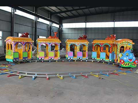 Kiddie Elephant Track Train for Sale