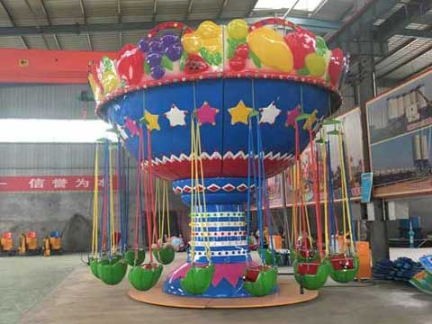 Amusement Park Swing Chair Rides