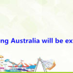 Amusement Rides Entering Australia will be Exempt from Customs Duties