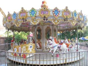 24 Seat Carousel for Australia