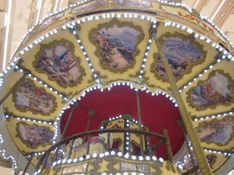 Details Of Double Decker Carousel for Sale in Australia