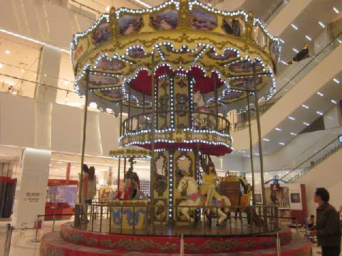 Double Decker Carousel for Sale in Australia