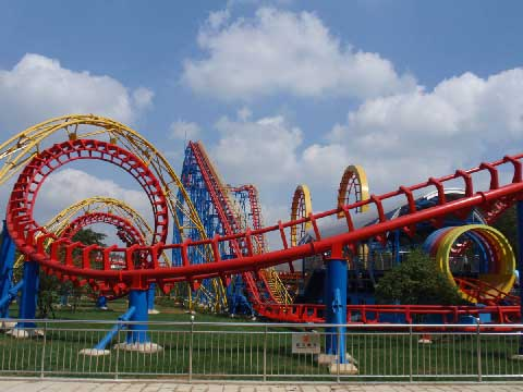 Large Roller Coaster for Australia