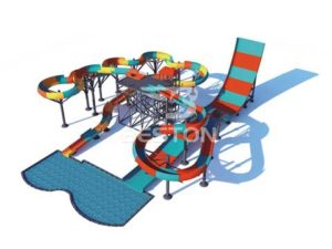 Family Drift And Cyclotron Water Slide for Australia