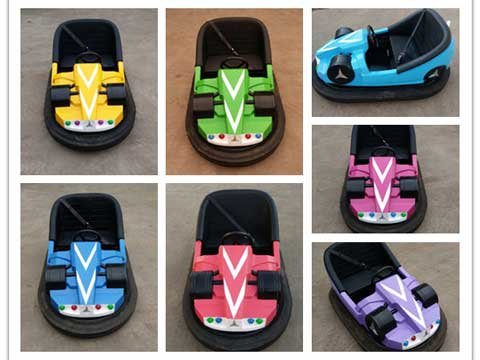 Dodgem Cars for Sale With Battery Operated