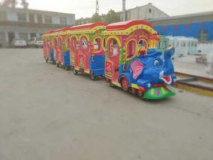 Elephant Trackless Train for Sale