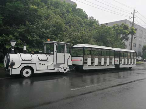 42 Passengers Trackless Train for Sale