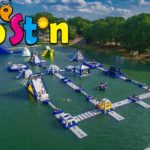 Inflatable Water Obstacle Course for Sale In Australia