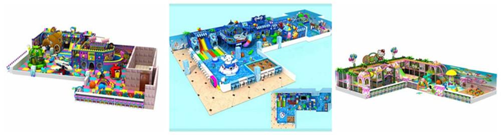 Indoor Playground Equipment for Australia