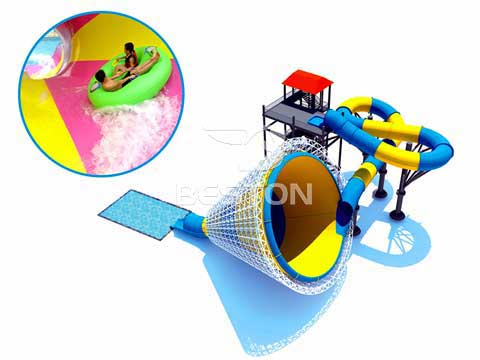 Medium Tornado Water Slide for Australia