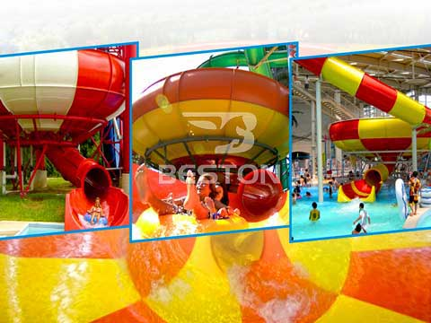 Details of Middle Behe Moth Water Slides for Australia