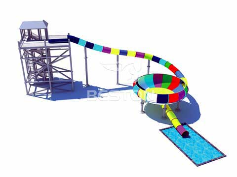 Middle Behe Moth Water Slides for Australia