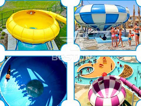 Details of Space Bowl Water Slides for Sale for Australia