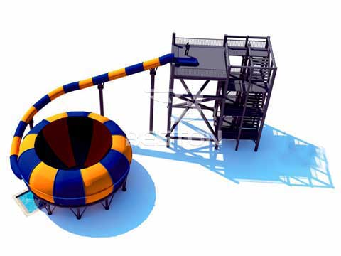 Space Bowl Water Slides for Sale for Australia