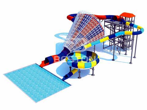 Loudspeakers And Beasts Bowl Water Slides for Sale for Australia