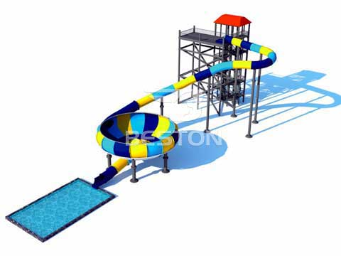 Huge Behe Moth Water Slide for Australia