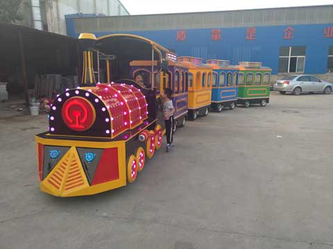 Beston Trackless Train for Sale In Australia