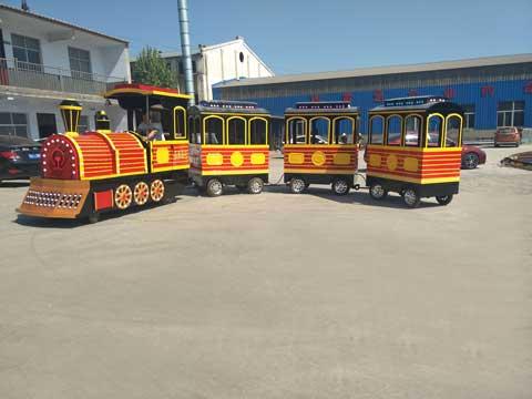Beston Trackless Train for Sale In Australia
