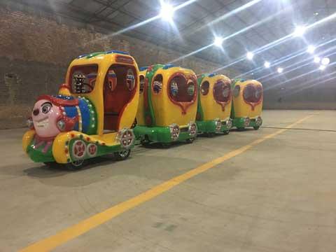Sweety Girl Trackless Train for Australia