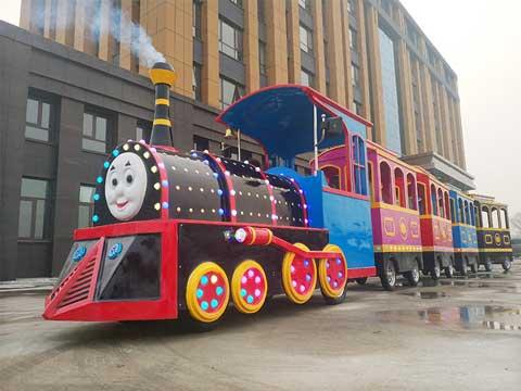 Thomas Trackless Train for Australia