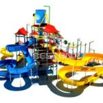 Fiberglass Water Slides for Sale Australia