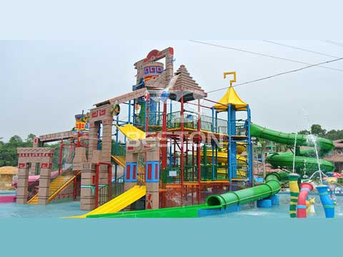 BWS-06 Large New Fiberglass Water Slides for Sale In Australia