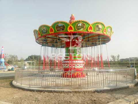 Large Swing Rides for Australia