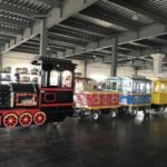 Beston Trackless Train Exported to Australia