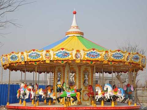Carousel Rides for Australia