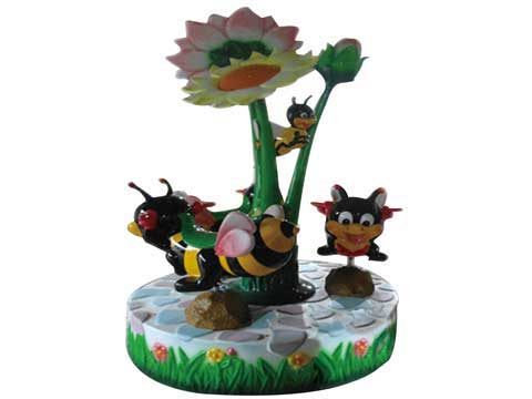 Mini Bee Carousel Rides for Australia