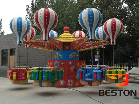 Samba Balloon Amusement Rides for Australia