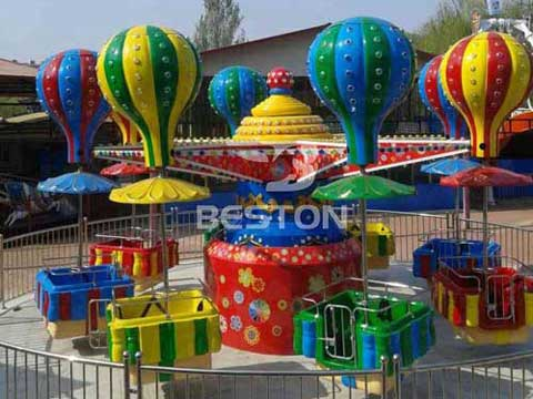 New Samba Balloon Rides
